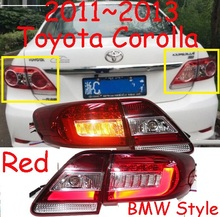 car-styling,Corolla Taillight,2011~2013,led,Free ship!4pcs,Corolla fog light;car-covers,Corolla tail lamp; Corolla
