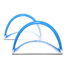 2pcs Kids Pop-Up Football Soccer Toy Gate Boys Gate Football Soccer Goals Pop Up Net Tent Kids Outdoor Play Toy(China)