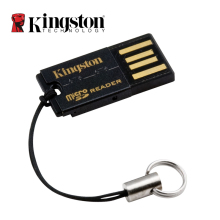 Kingston Micro SD Card Reader microSD/ microSDHC/microSDXC Card USB 2.0 Adapter FCR-MRG2(China)