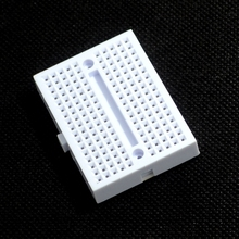 SYB-170 White bread board / test board / color small breadboard / 35X47mm imported materials (10pcs/lot)