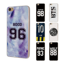 BTS band one direction number 88 design hard clear Phone shell Case for Xiaomi Mi 6 5 5s 4s for Redmi 3s 4A Note3 Note4(China)