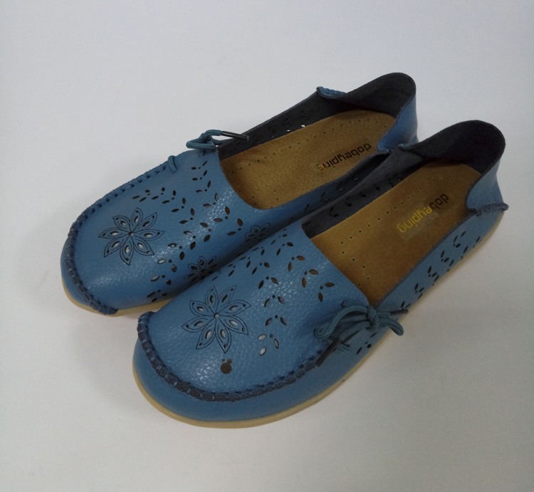 AH 911-2 (1) Women's Summer Loafers Shoes