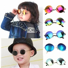 2017  Fashion Baby Boys Girls Childrens Kids UV Protection Goggles Eyewear Sunglasses  MAR23_15