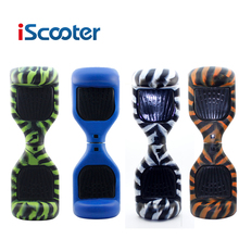 Hoverboard Protect Silicone Case  Shell Waterproof Protector for 2 wheel Smart Self balancing Electric Scooter 6.5 inch