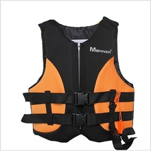 Outdoor Life Vest water sports Life Jacket Professional Swimwear Swimming Fishing jacket lifejacket  with whistle