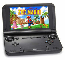 Free thousands games play 5 inch GPD XD android game console gamepad handled console 2G 32G for psp nes sega game console pocket