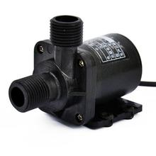 New DC 24V 3.8M Magnetic Electric Centrifugal Water Pump Hotsell for Aquarium Solar-panel Circulate System