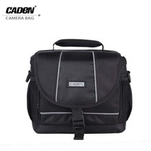 Dslr bag Waterproof black Camera Bag For DSLR Cameras For Canon Nikon Sony DV Bag Video Photo bag