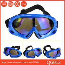 Hot Sale UV Protection Sports Ski Snowboard Skate Goggles Colorful Lens Motorcycle Off-Road Cycling Glasses Motorbike Eyewear
