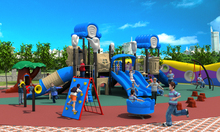 European and American standards outdoor amusement playground equipment Fantasyland for school/park CE/TUV/SGS YLW051