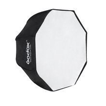 Godox 80cm/31.5in Portable Octagon Flash Umbrella Softbox Brolly Reflector for Photo Studio Flash light Speedlight Speedlite