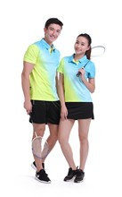New  Tennis sets Women / Men , Tennis jerserys ,table tennis wear sets , table tennis POLO T Shirts Quick Dry 1001
