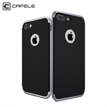 Buy CAFELE Original Case iPhone 7 Ultra-thin Anti-knock Back Cover Luxury Phone case iPhone 7 plus Shockproof Armor Shell for $3.99 in AliExpress store