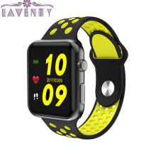Smart Watch  I68  mini Bluetooth MTK2502C  IWO 42mm With  Heart Rate Monitor Support Message Push Whatsapp Facebook Instagram