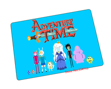 Adventure Time mouse pad  third dimension game pad to mouse notebook computer mouse mat brand gaming mousepad gamer laptop