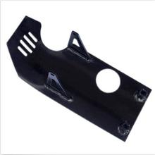 Skid Plate Guard Protector for Honda XR50 CRF50 XR CRF Dirt Bike 70cc 110cc 125(China)