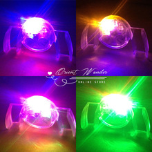 led flashing mouth light holiday event party toy Christmas funny toy for Christmas Kid gift 100pcs/lot