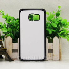 OEM mobile case 2D plastic blank sublimation printing smart phone hard plastic case 2d sublimation for Samsung C5 20pcs /lot(China)