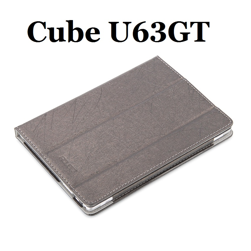 Luxury special PU leather Case For Cube U63 tablet pc, for 9.6 inch cube U63 stand cover case <br><br>Aliexpress