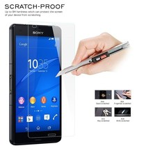 Screen Protector HD Tempered Glass for Sony Xperia Z1 Z2 Z3 Z4 Z5 Compact M2 M4 M5 Aqua C3 C4 E3 E4 E4G E5 Case Protective Film(China)