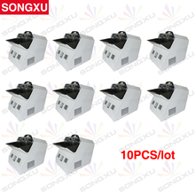 SONGXU 10pcs/lot Remote Control 200W Big Bubble Machine Big Blower Bubble for Christmas Party Wedding Stage/SX-BM200