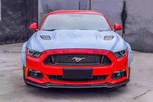 Carbon Fiber Front Lip Car-styling Accessories Body Kit for 2015 Mustang KT Style(Hong Kong)