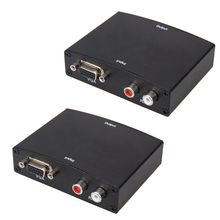 NI5L 1080P HDMI To RGB Component YPbPr Video and R/L HDTV Audio Adapter Converter 5V DC Power Supply