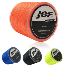 4 Strands Weaves 100M 109Yd Japan Multifilament PE Braided Fishing Line Wire Strong 10LB-150LB Carp Fishing Line Accessory peche
