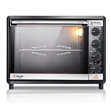 Household multi-function electric oven/mechanical/High capacity/High-quality stainless steel/Hot air circulation/241006