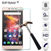For Leeco Letv Le S3 Tempered Glass 9H 2.5D Premium Screen Protector Film Anti-knock Easy Install For Leeco Letv Le S3 Phone(China)