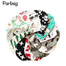Brand Baby Hat Cotton Print Baby Beanie Fruit Strawberry Baby Girls Hats Spring Autumn Baby Caps All For Children's Accessories