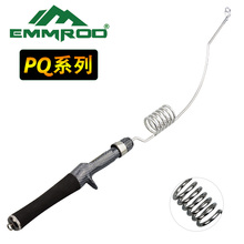 2016 New Packer Casting Pole EVA Pistol Grip Handle Excellent For Bait Casting Fishing Rod Trolling fishing rod