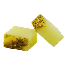 New 100g Pure natural essential oil Jasmine petals Handmade Soap Whitening Skin Moisturizing Reduce melanin Cleansing Bath Soap(China)