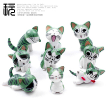 MIni Kitten &  Sweet Cat Miniature For Mini Garden, DIY Bottle & Terrarium landscape Figurines Desktop Accessories