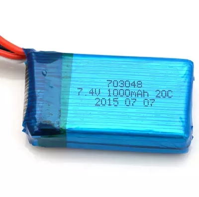 WLtoys V262 V353 V333 V912 JD391 Battery 7.4V 1000mAh 20C 2S Li-Po Battery for Big 4CH RC Helicopter Quadcopter<br><br>Aliexpress