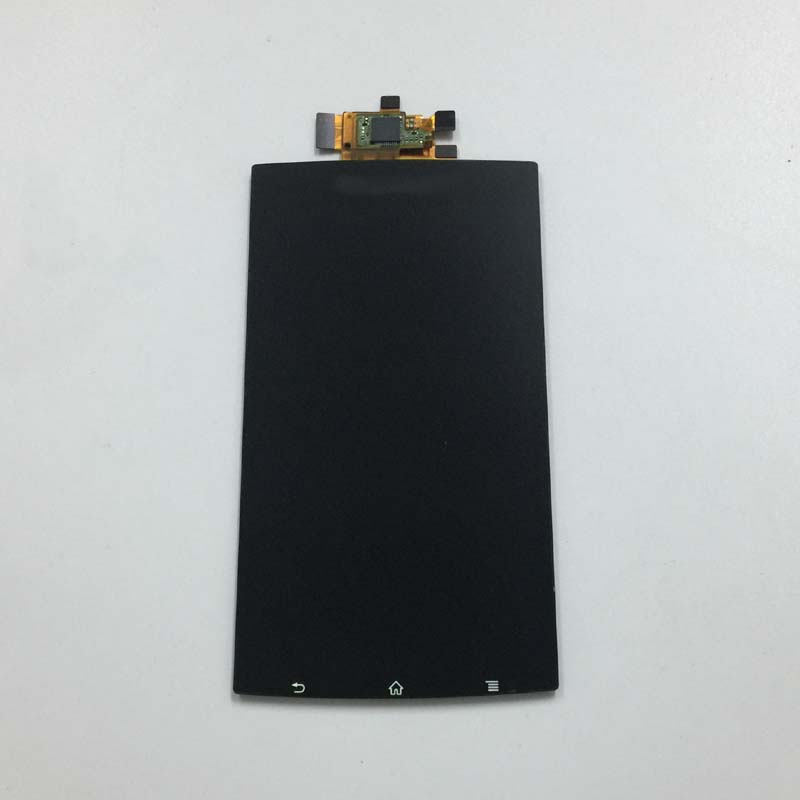 Black Touch Screen Digitizer Sensor Glass + LCD Display Screen Panel Assembly for Sony Ericsson Xperia Arc S LT18i LT15i X12(China (Mainland))