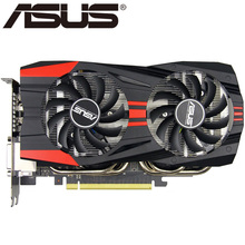 Buy ASUS Video Graphics Card Original GTX 760 2GB 256Bit GDDR5 Video Cards nVIDIA VGA Cards Geforce GTX760 Hdmi Dvi Used Sale for $164.69 in AliExpress store