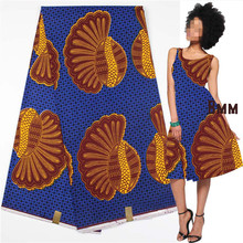 BMM unique pattern african wax fabrics holland wax print 100%cotton high quality cheap fabric china supplier 6 yard/lot YBG-443
