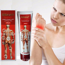 New Massage Cream Relief Pain In Muscles And Joints Essential Oils Muscle Pain Ointment Essential Oils Muscle Pain Injured(China)