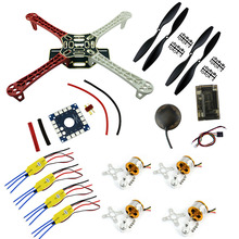 F450 Quadcopter Rack Kit Frame APM2.6 and 6M GPS 2212 1000KV HP 30A 1045 prop
