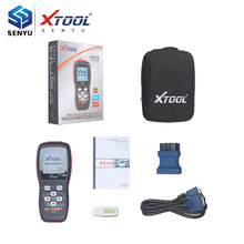 100% Original Xtool PS150 Oil Reset Diagnostic Tool Xtool PS 150 OBD2 OBDII Auto Diagnostic Scanner with High Quality