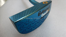 FUJISTARGOLF Queen B #9 forged carbon steel with full cnc milled golf putter club(China)