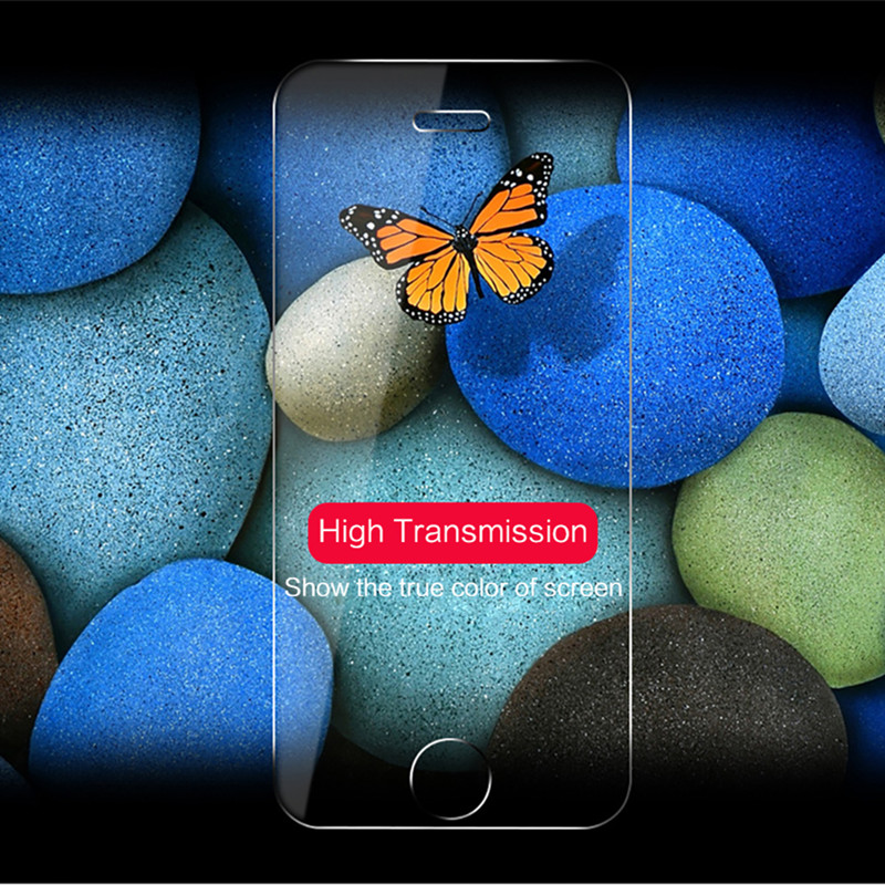 Premium-Tempered-Glass-Screen-Protector-For-iPhone-SE-5-5S-5c-Ultra-Thin-0-3mm 2