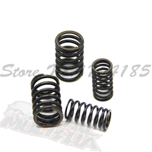 Lifan 125 CLUTCH PLATE Intake Valve 4 Springs Screw FOR LIFAN125 125 cc PIT DIRT BIKE Engine Parts(China)