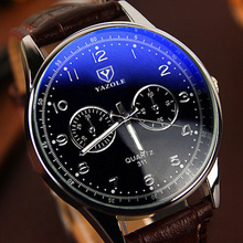 YAZOLE 2017 Men Watches Top Brand Luxury Famous Quartz Watch Men Clock Male Fashion Casual Wrist Watch hodinky Relogio Masculino