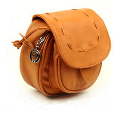 Naivety 2017 Women Shoulder Bag Imitation Leather Handbag Mini Saddle Purse 28S7420 drop shipping