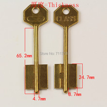 YP515 House Empty Key blanks Locksmith Supplies Home Blank keys