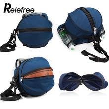 Outdoor Sports Shoulder Soccer Ball Bags Nylon Training Equipment Accessories Kids Football kits Volleyball Basketball Bag(China)