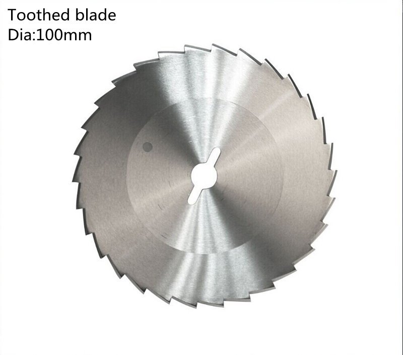 Food Machine Stainless Steel Blade for Kebab Slicer Doner Shawarma Knife Round Blade &amp; Tooth Blade Meat Grinders Slicer kitchens<br>