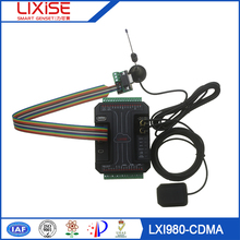 LXI980-CDMA LIXiSE generator wireless gprs gps data collector(China)